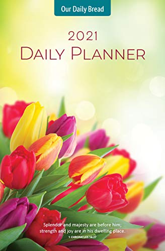 Our Daily Bread Planner 2021