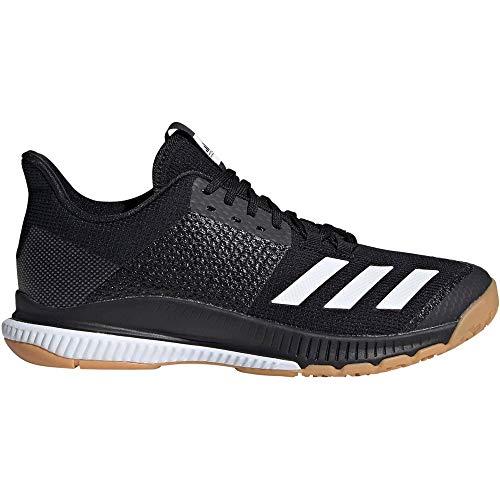 Adidas Scarpa Volley Crazyflight Bounce 3 Unisex (39 1/3 EU, black/white)