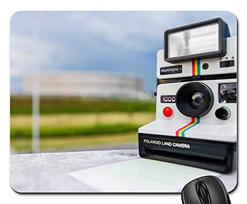 Mouse Pad - Polaroid Camera Photography Technology Photo Paper 3