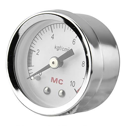 Pssopp Aquarium CO2 Manometer Aquarium Kohlendioxid Luft Manometer Aquarium Manometer Regulator Manometer Equipment DIY Home Luftdruck Tabelle