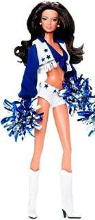 Best dallas cowboy cheerleader barbie Reviews
