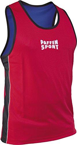 Paffen Sport Contest Shift Boxerhemd, rot/blau; GR: XXL