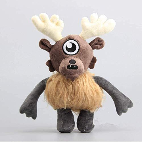 EREL Nettes Spielzeug Hungriger Chester Shadow Spider Toy Plüsch Puppe angefüllt dedu