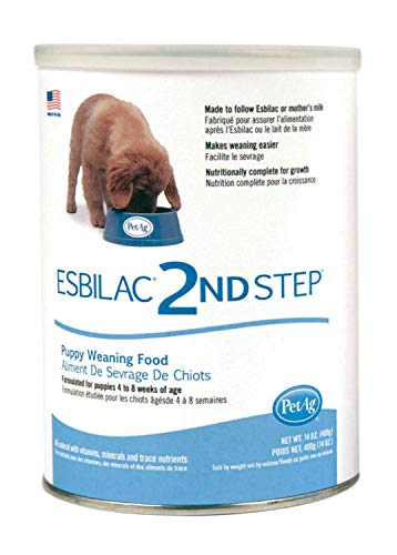 Petag Esbilac 2Nd Step Puppy Weaning Food, 14 Ounce Container