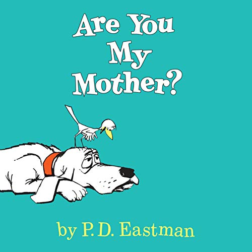 Are You My Mother? cover art