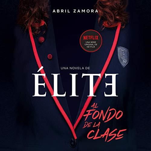 Diseño de la portada del título Élite: al fondo de la clase