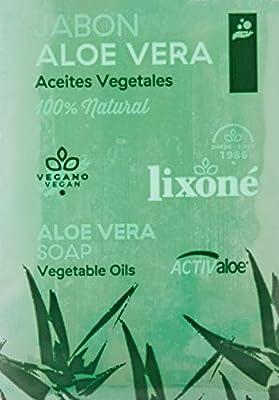 Lixone Jabón de Aloe