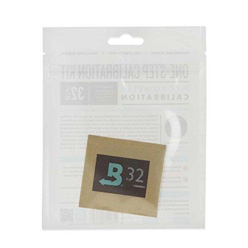 Boveda Abdrehprobenset für Hygrometer 32%