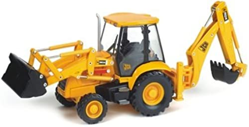 Britains 40639 - JCB 3CX - 1 32 Scale Backhoe Loader Tractor by Britains