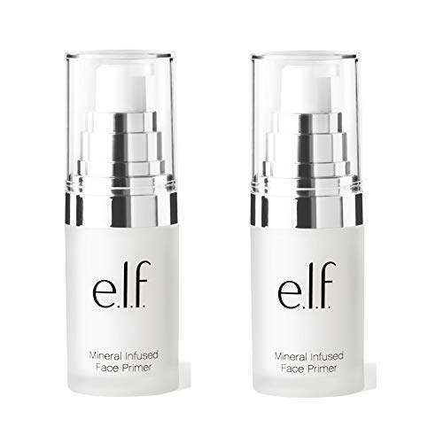 e.l.f. Mineral Infused Face Primer Small .47 Ounce 2 Pack