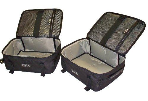 RKA Luggage BMW R1200GS Adventure saddlebag TOPPERS