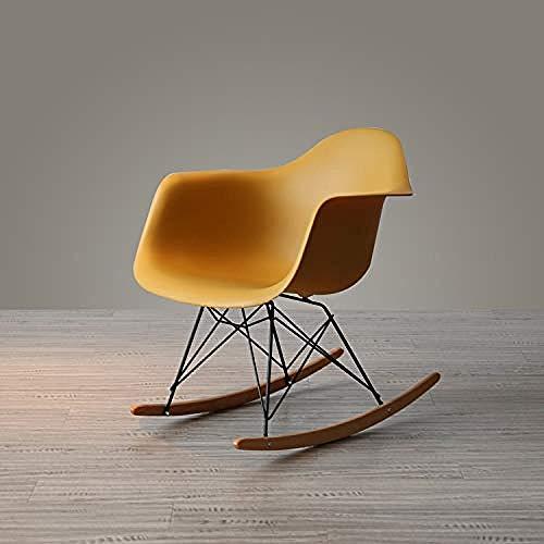 jiyy Scandinavische moderne stijl bar krukken bank stoel schommelstoel lounge stoel slaapstoel luie vrije tijd stoel