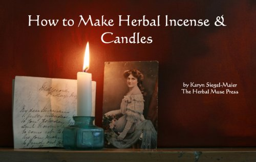 Download How to Make Herbal Incense & Candles (English Edition) B002TX7144