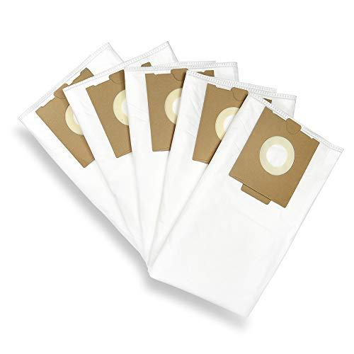 5 Staubsaugerbeutel passend für Festool CTL26, CTL-36, 496186 / 79x63cm