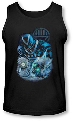 Green Lantern - - Blackhand Tank-Top pour hommes, X-Large, Black