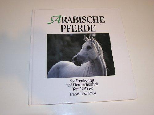 Arabische Pferde. Von Pferdezucht und Pferdeschönheit