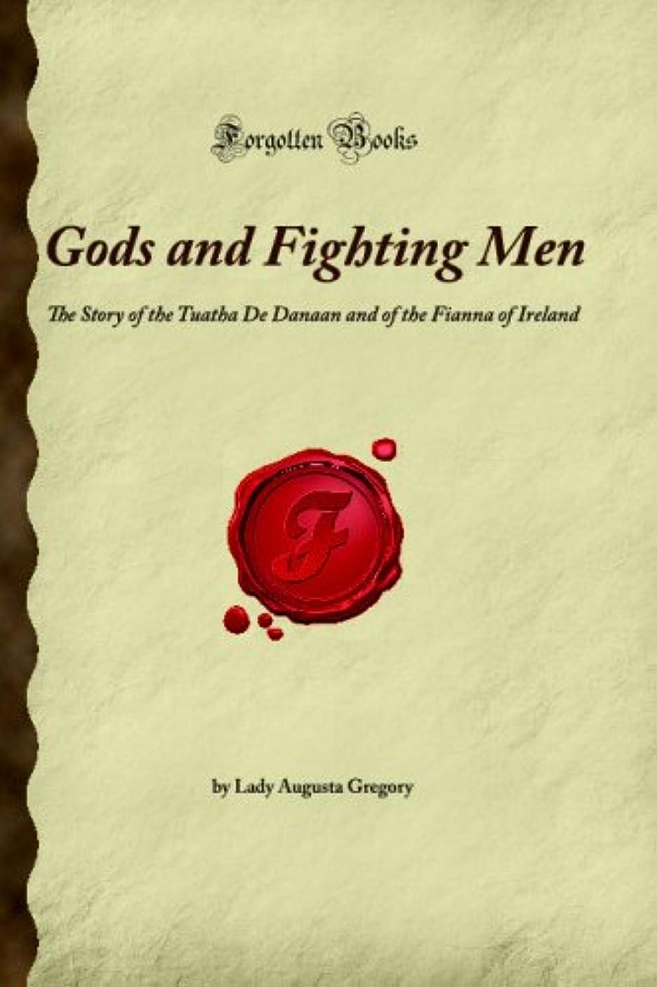 ワットマウント機械的にGods and Fighting Men: The Story of the Tuatha De Danaan and of the Fianna of Ireland (Forgotten Books)