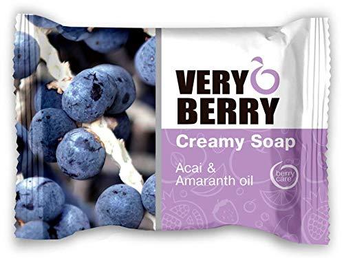 Sapone cremoso MOLTO Bacca Acai & Olio di Amaranto con Piquant Berry Aroma 6589