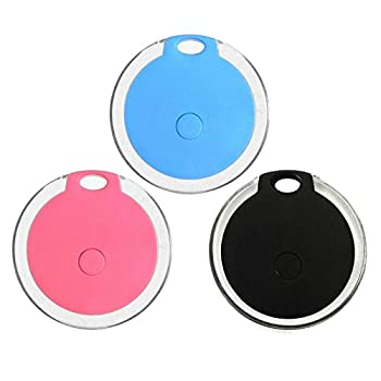 3 PACK Pet Tracker GPS Locater Dog Finder No Monthly Fee with Fence Alarm App Control Design Waterproof Dustproof Dog & Cat Smart Collar Device for Tracking Real time Activities Routes & Safety