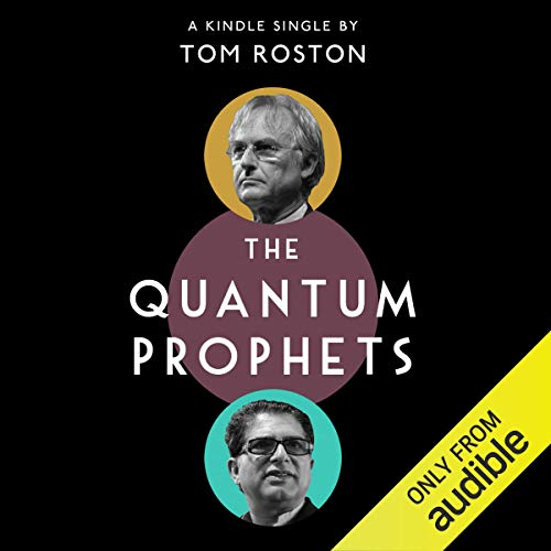 The Quantum Prophets cover art