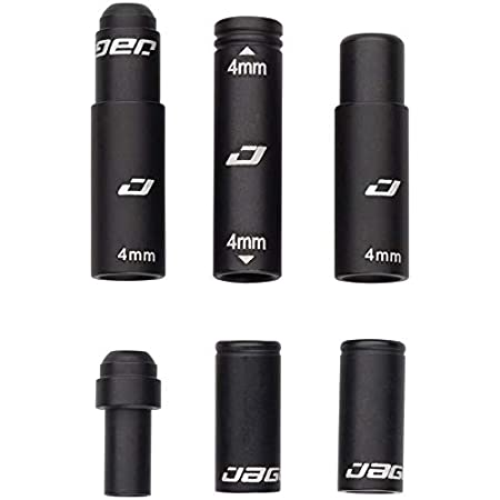 Jagwire End Cap Pack for Road Elite Link Brake Kits