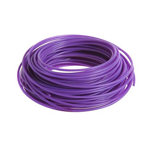 Ryobi Schneidfaden RAC101 (Fadenstärke 1,6 mm, Länge 15 m, violett, für Rasentrimmer) 5132002638