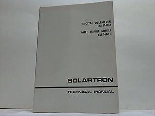 Technical Manual. Digital Voltmeter LM 1440.3 / Auto Range Model LM 1480.3