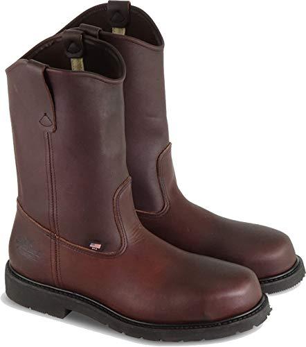 Thorogood 804-3231 Men's Oil Rigger 11″ Wellington Safety Toe Boot