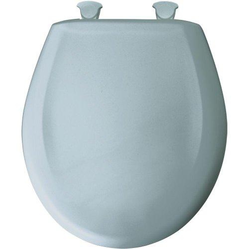 Bemis 200SLOWT 344 WC-Sitz, rund, mit Absenkautomatik, Heron Blue