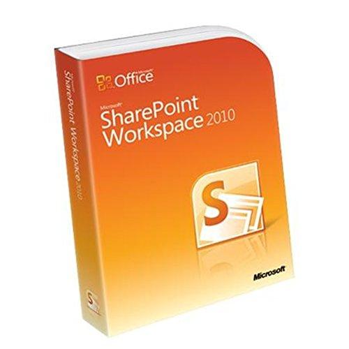 SharePoint Workspace 2010 32-bit/x64 DVD