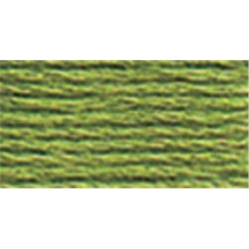 DMC 115 3-3347 Pearl Cotton Thread, Medium Yellow/Green