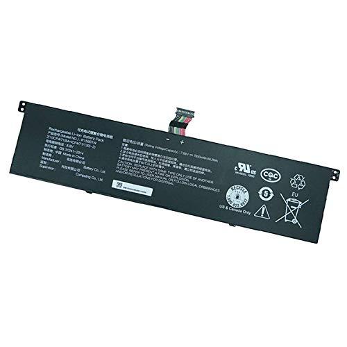 R15B01W R15BO1W Sostituzione della batteria del laptop per Xiaomi Pro 15.6 inch Series Notebook (7.68V 60.2Wh 7850mAh)