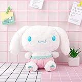 Animal Plush Toys 25cm Cartoon Series Plush Toy My Melody Pendant Doll Pudding Dog Pillow Toy Soft Stuffed Sanrio Keyring Cinnamoroll