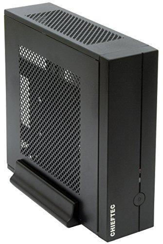 Chieftec IX-01B-OP Compact Serie Mini-Tower PC-Gehäuse schwarz