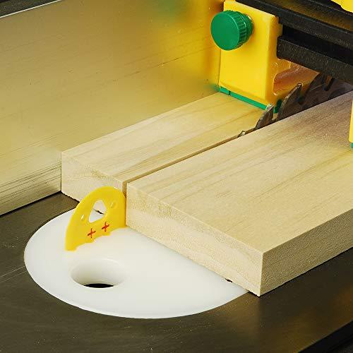 MJ SPLITTER Table Saw Safety Splitter and Riving Knife Alternative for Zero Clearance Insert