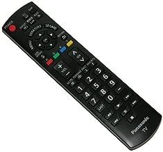 Panasonic N2QAYB000485 Remote Control Compatible with select Panasonic Models, Black