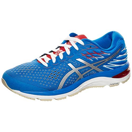 Asics Gel-cumulus 21, Men's Running shoe, Blue Mako Blue White 400, 11.5 UK (47 EU)