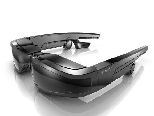 Zeiss Cinemizer Plus 3D-Videobrille für Apple iPhone iPod schwarz