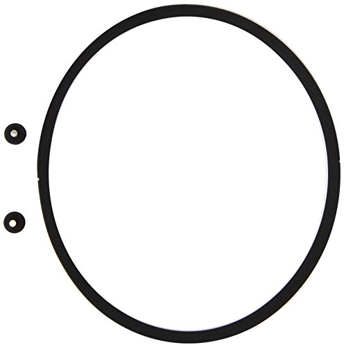 Presto Pressure Cooker Sealing Ring/Automatic Air Vent Pack (3 - 4 Quart) (09909)