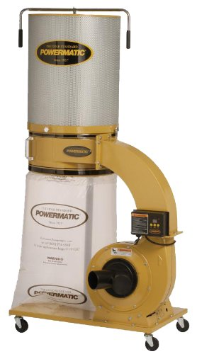 Powermatic PM1300TX-CK Dust Collector 1.75HP 1PH 115/230-Volt 2-Micron Canister Kit