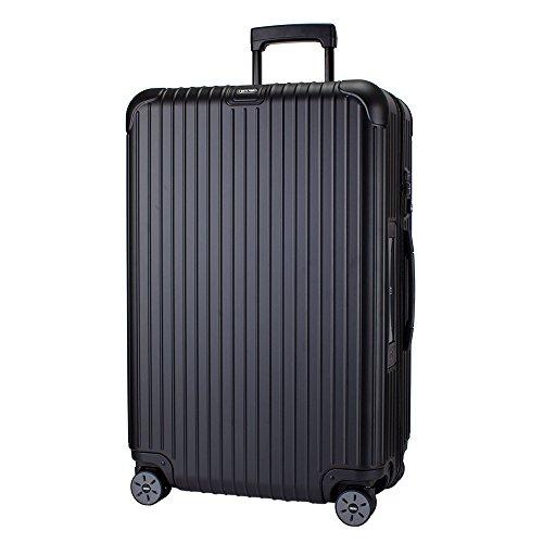 [ リモワ ] RIMOWA サルサ 834.70 83470 マルチホイール 4輪 スーツケース マット/つやけしブラック MULTIWHEEL 78L (810.70.32.4) 並行輸入品 [並行輸入品]
