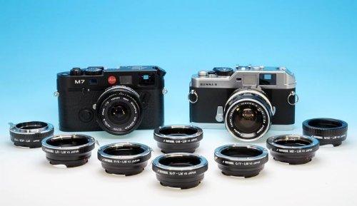 RAYQUAL(レイクォール) マウントアダプター 【レンズ】ライカR-【カメラ】ライカM