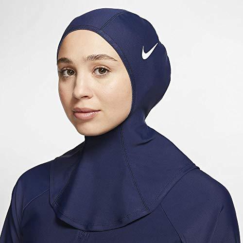 NIKE Hijab Gorro de natación, Mujer