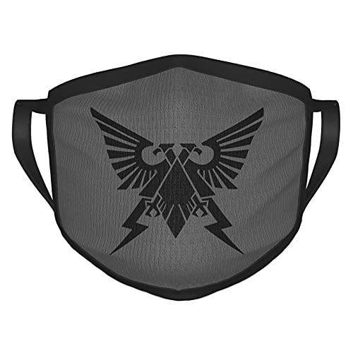 ZVEZVI Aquila Style Máscaras de Moda Unisex,pasamontañas Que se Pueden Usar en casa y al Aire Libre