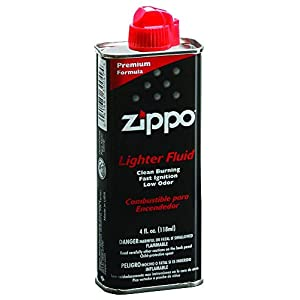 Zippo 4 oz. Lighter Fluid 7