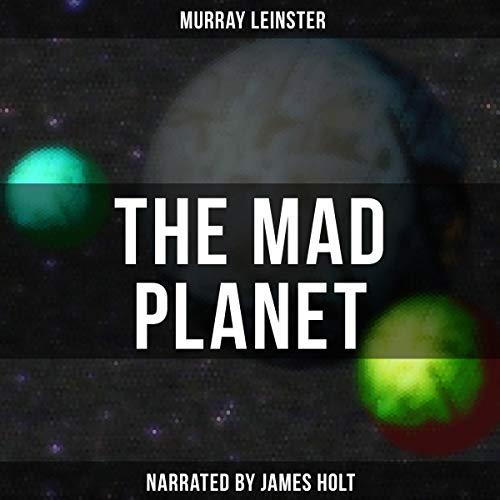 The Mad Planet Titelbild