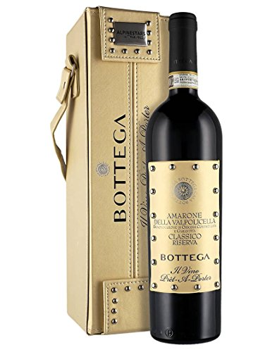 Amarone della Valpolicella Classico Riserva DOCG Il Vino Prêt-A-Porter Bottega 2015 0,75 L