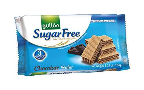 Gullon Sugar Free Chocolate Wafer - 6.34 oz (180g)