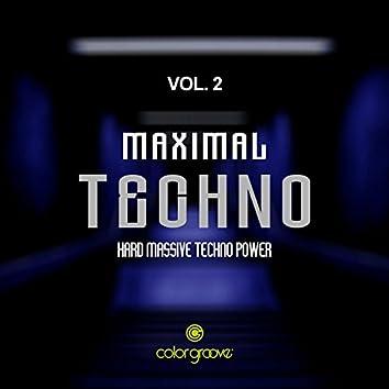 Maximal Techno, Vol. 2 (Hard Massive Techno Power)