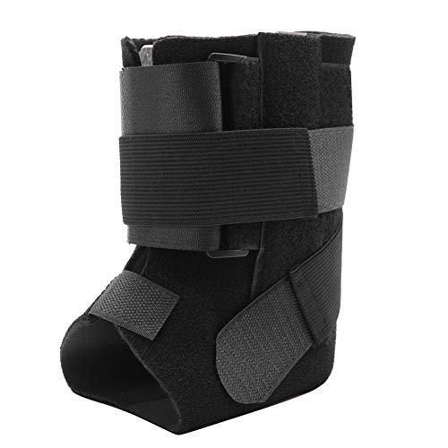 Nitrip Verstellbare Fußgelenkstütze für Fußgelenkorthese Varus Valgus Corrector Protection